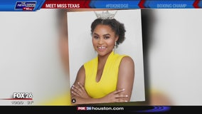 Bayou City Buzz: Meet Chandler Foreman, newly crowned Miss Texas 2019