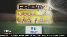 Friday Football Fever - Shadow Creek and Cy-Fair High schools