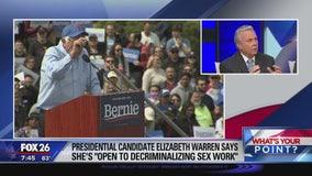 Democratic Hopefuls Advocate Legal Prostitution
