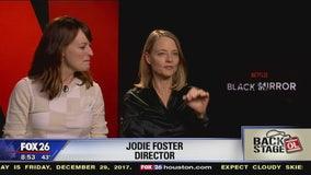 Go Backstage - 'Black Mirror' (Rosemarie Dewitt & Jodie Foster)