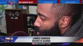 Bayou City Buzz - James Harden provides feast
