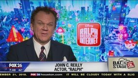Go Backstage - 'Ralph Breaks the Internet' (John C. Reilly)