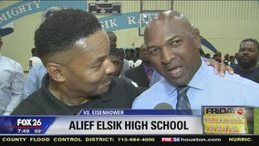 Friday Football Fever Eisenhower v Elsik
