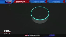 The Future Is Now - creepy Alexa messge