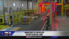 Amazon to develop sportswear line
