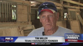 Texas EquuSearch fundraising event