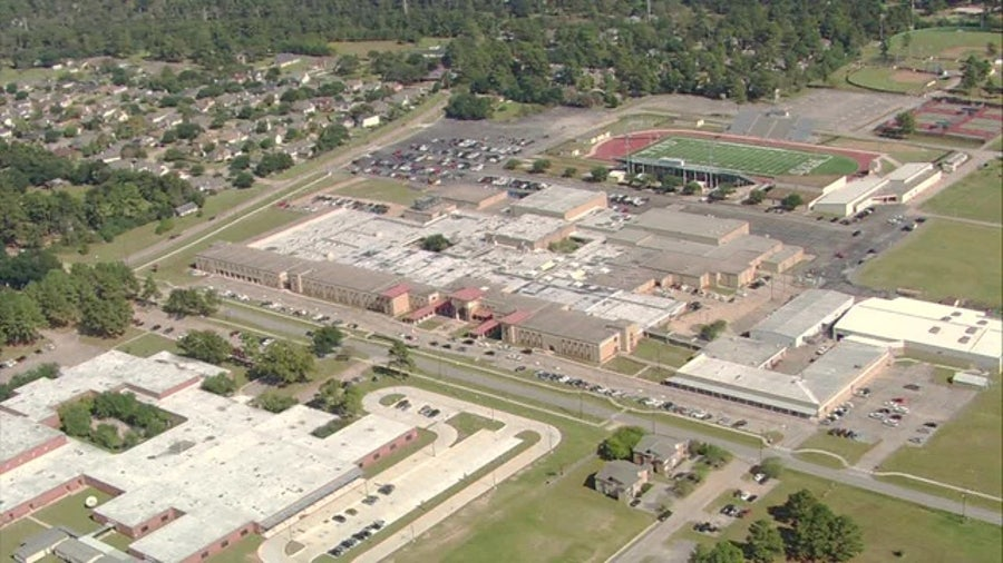 All clear at Tomball High School after evacuation in response to threat