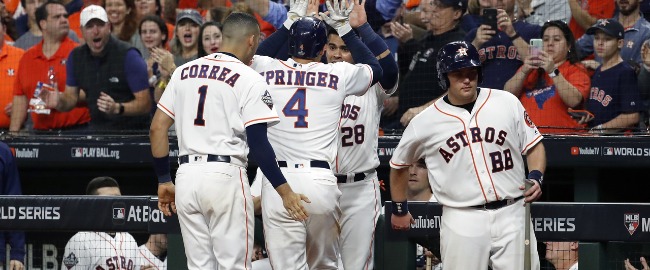 LIVE BLOG: Bregman's home-run ties up Game 2 of the World Series; 2-2