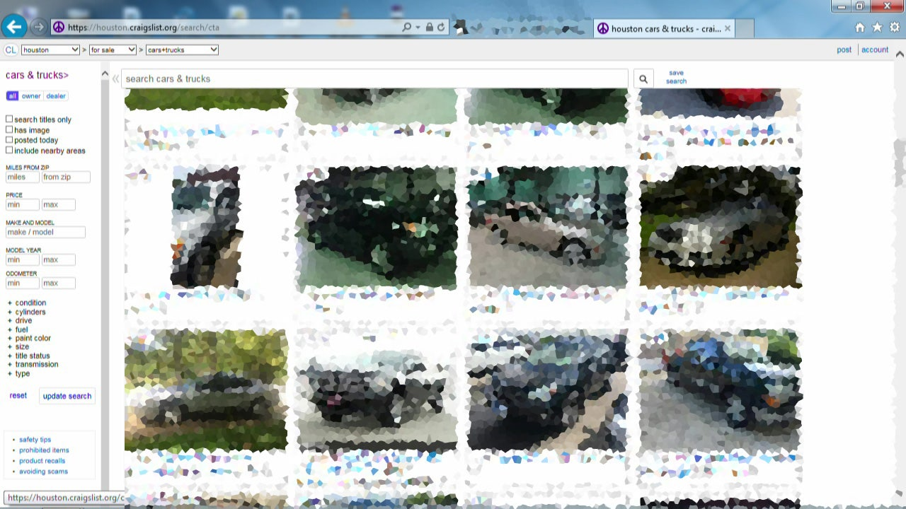 Vehicles Sold On Craigslist At Center Of Fraud Scheme