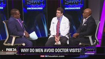 Men less likely to do doctor visits