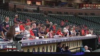 Astros fans, players react to new protective netting