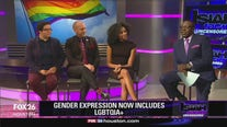 Understanding gender expression and the LGBTQIA+ community