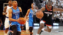 Rockets trade Chris Paul to acquire Russell Westbrook from Oklahoma City Thunder