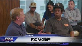 FOX Faceoff Jay-Z and the NFL