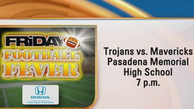 The Mavericks and the Trojans have Friday Football Fever!