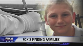 Finding Families - 13-year-old boy in need of 'forever family'