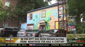 90.1 FM KPFT has been broadcasting from Montrose for half a century