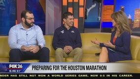 Preparing for the Houston Marathon