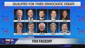 FOX FACEOFF: Democratic presidential candidate debate at TSU