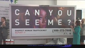 'Can you see me?' campaign launches to fight human trafficking in Texas