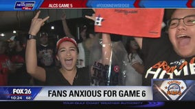 Fans anxious for Game 6