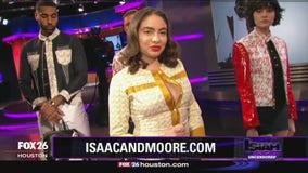 Houston fashion designer creates black American luxury wear