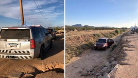 Scottsdale man arrested after high-speed pursuit that ended on Salt River Reservation farmland