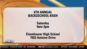Harris County Pct. 1 Constable's Office hosts 6th Annual Back2School Bash