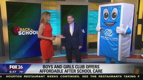 Boys & Girls Club offers affordable after school care