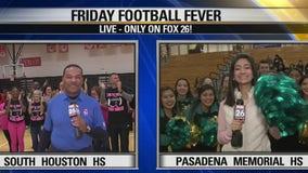 Friday Football Fever in Pasadena ISD