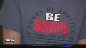 Dozens of agencies, advocates in fight against human trafficking coming together for event in The Woodlands