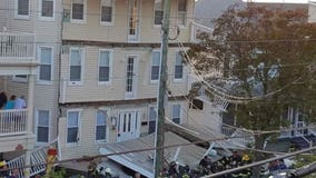 3 at trauma center, 19 treated, released after deck collapse