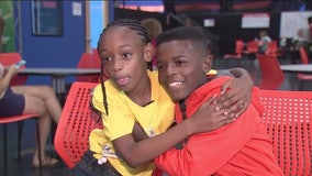 Finding Families - brother & sister seek to be adopted together