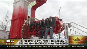 Five new rides debut at the Rodeo