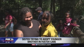 Finding Families: Boy in Foster Care Reconnects With Sister