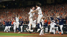 Fans can cheer on the Houston Astros at these World Series watch parties