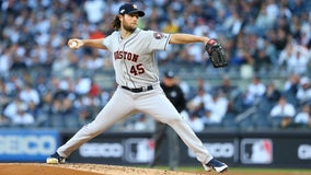 Gerrit Cole thanks Astros fans in open letter