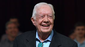 Send former President Jimmy Carter a birthday message as he turns 95