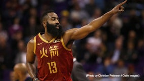 Rockets focused on basketball after fallout from GM's tweet