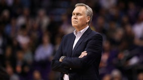 D'Antoni, Rockets end contract extension talks
