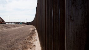 Border wall construction advances in Texas