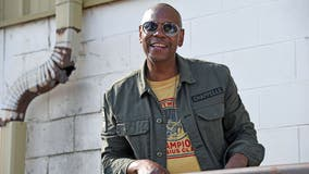 He's back! Dave Chappelle is performing three more shows in Houston