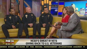 HCSO's Sweat IV Vets giving back to U.S. veterans