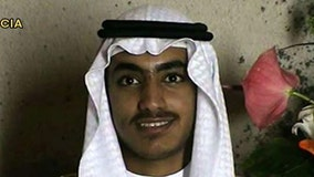 White House says bin Laden son killed in US counterterrorism operation