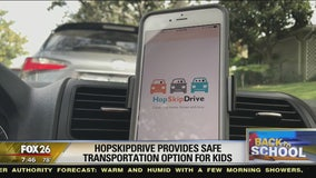 HopSkipDrive, ride service for kids, launches in Houston