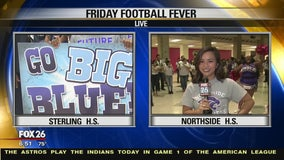 Friday Football Fever - Northside and Sterling