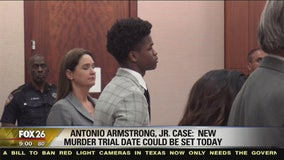 Antonio Armstrong Jr. back in court after mistrial