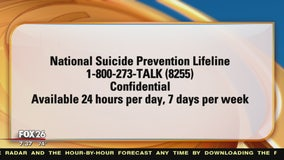 Recognizing the warning signs of suicide & how to help