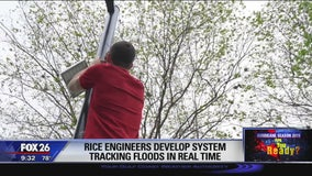 Rice engineering students focus on floods
