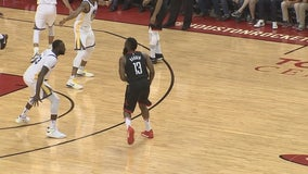 Rockets to play Warriors after Warriors beat Clippers 129-110